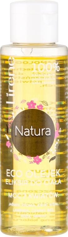 Körperelixier mit 7 Bio Blütenölen - Lirene Natura Eco Essential Oil — Bild N1