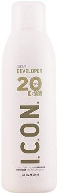 Entwicklerlotion 6% - I.C.O.N. Ecotech Color Cream Developer 20 Vol (6%) — Bild N1