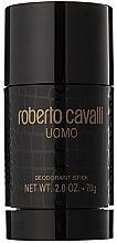 Düfte, Parfümerie und Kosmetik Roberto Cavalli Uomo - Parfümierter Deostick