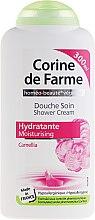 """Düfte, Parfümerie und Kosmetik Feuchtigkeitsspendende Duschcreme """"Camellia"""" - Corine De Farme Shower Cream"""