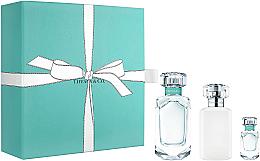 Düfte, Parfümerie und Kosmetik Tiffany Tiffany & Co - Duftset (Eau de Parfum 75ml + Eau de Parfum 5ml + Körperlotion 100ml)