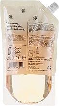 Feuchtigkeitsspendende Flüssigseife mit natürlichen Vanille- und Zimtextrakte - Yope Vanilla & Cinnamon Natural Liquid Soap Refill Pack — Bild N2
