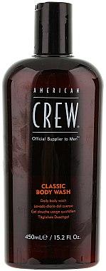 Duschgel mit Ginseng-Wurzel - American Crew Classic Body Wash — Bild N1
