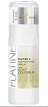 Düfte, Parfümerie und Kosmetik Verüngendes Gesichtsserum mit Ziegenkolostrum - Le Chaton Platine Skin Rejuvenating Serum With Goat Colostrum Platinum