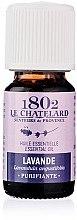 Düfte, Parfümerie und Kosmetik Ätherisches Lavendelöl - Le Chatelard 1802 Essential Oil Lavanda
