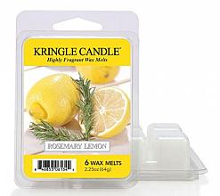 Düfte, Parfümerie und Kosmetik Tart-Duftwachs Rosemary & Lemon - Kringle Candle Wax Melt Rosemary Lemon