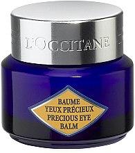 Düfte, Parfümerie und Kosmetik Revitalisierender Augenbalsam - L'Occitane Immortelle Precious Eye Balm