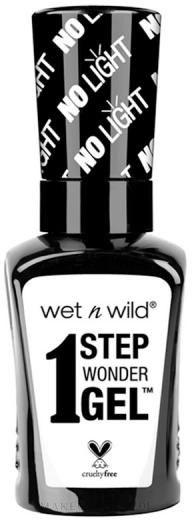 Gel Nagellack - Wet N Wild 1 Step Wonder Gel Nail Color — Bild E7011 - Flying Colors