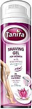 Düfte, Parfümerie und Kosmetik Rasiergel mit Lotusextrakt - Tanita Body Care Shave Gel For Woman