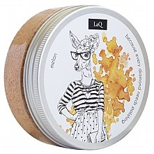 Düfte, Parfümerie und Kosmetik Reinigendes Körperpeeling mit Melone - LaQ Body Scrub&Wash Peeling Melon