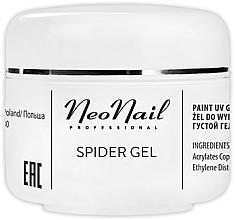 Düfte, Parfümerie und Kosmetik Nagelgel - NeoNail Professional Spider Gel