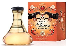 Shakira Wild Elixir by Shakira - Eau de Toilette — Bild N3
