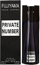 Düfte, Parfümerie und Kosmetik Succes de Paris Fujiyama Private Number - Eau de Toilette
