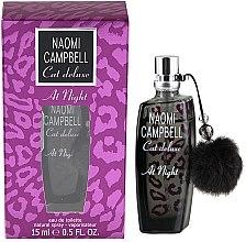 Düfte, Parfümerie und Kosmetik Naomi Campbell Cat Deluxe At Night - Eau de Toilette