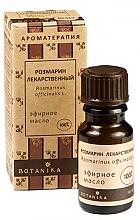 Düfte, Parfümerie und Kosmetik Ätherisches Bio Rosmarinöl - Botanika Rosemary Essential Oil