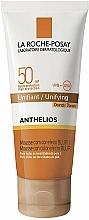 Düfte, Parfümerie und Kosmetik Getönte Sonnenschutzmousse für das Gesicht SPF 50 - La Roche-Posay Anthelios SPF 50+