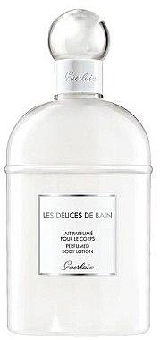 Schützende und feuchtigkeitsspendende Körperlotion - Guerlain Les Delices De Bain Body Lotion — Bild N1