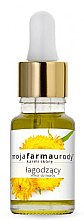 Düfte, Parfümerie und Kosmetik Beruhigendes Gesichtsöl - Moja Farma Urody Skin Nutrition