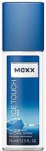 Düfte, Parfümerie und Kosmetik Mexx Ice Touch Man - Parfümiertes Körperspray
