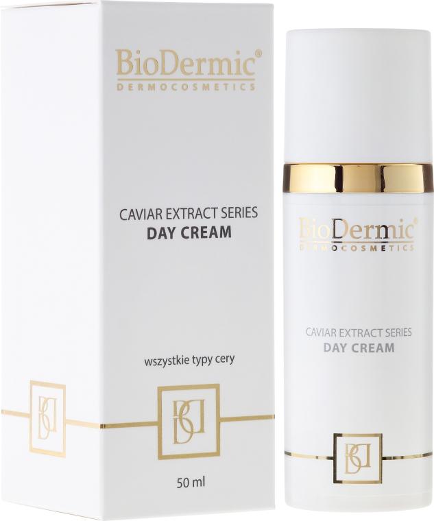 Tagescreme mit Kaviarextrakt - BioDermic Caviar Extract Day Cream — Bild N1