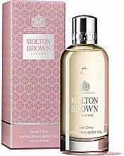 Molton Brown Suede Orris Enveloping Body Oil - Feuchtigkeitsspendendes Körperöl mit Argan — Bild N2