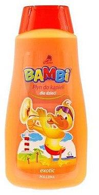 Scaumbad mit Duft nach exotischen Früchten - Bambi Savona Bambi — Bild N1