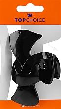 Düfte, Parfümerie und Kosmetik Haarklammer schwarz - Top Choice Hair Claw Clip 25563