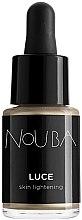 Düfte, Parfümerie und Kosmetik Gelee mit mikronisierten Perlglanzpigmenten - Nouba Luce Skin Lightening