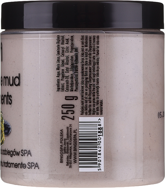 Creme-Serum mit Algen und Schlamm aus dem Toten Meer - BingoSpa — Bild N2