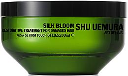 Düfte, Parfümerie und Kosmetik Renegerierende Haarmaske für geschädigtes Haar - Shu Uemura Art Of Hair Silk Bloom Restorative Treatment