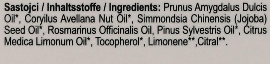 Rosmarinblattöl zur Verbesserung der Mikrozirkulation im Blut - Nikel Oil for Circulation and Capillaries — Bild N4