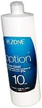 Düfte, Parfümerie und Kosmetik Oxydant Creme 3% - H.Zone Option Oxy 10 Vol.
