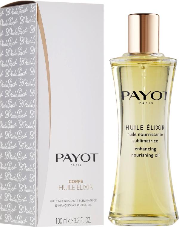 Nährendes Trockenöl für Gesicht, Körper und Haare - Payot Enhancing Nourishing Oil — Bild N1