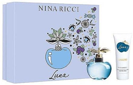 Nina Ricci Luna - Duftset (Eau de Toilette/50ml + Körperlotion/75ml) — Bild N1