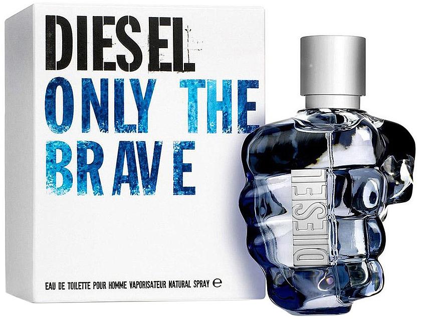 Diesel Only The Brave - Eau de Toilette — Bild N2