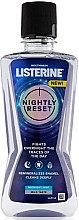 Düfte, Parfümerie und Kosmetik Mundspülung zur Remineralisierung vom Zahnschmelz vor dem Schlafengehen - Listerine Nightly Reset