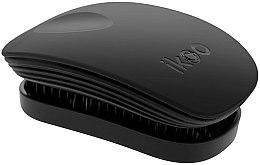 Düfte, Parfümerie und Kosmetik Haarbürste - Ikoo Pocket Black Brush