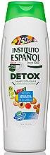 Düfte, Parfümerie und Kosmetik Shampoo - Instituto Espanol Detox Shampoo