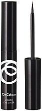 Düfte, Parfümerie und Kosmetik Flüssiger Eyeliner - Oriflame One Color Liquid Eye Liner