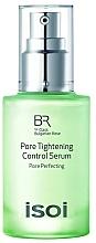 Düfte, Parfümerie und Kosmetik Straffendes Gesichtsserum zur Porenverfeinerung - Isoi Bulgarian Rose Pore Tightening Control Serum