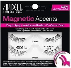 Düfte, Parfümerie und Kosmetik Magnetische Wimpern 003 - Ardell Magnetic Lashes Accent 003