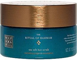 Düfte, Parfümerie und Kosmetik Körperpeeling mit Ingwer und Eukalyptus - Rituals The Ritual Of Hammam Hot Scrub