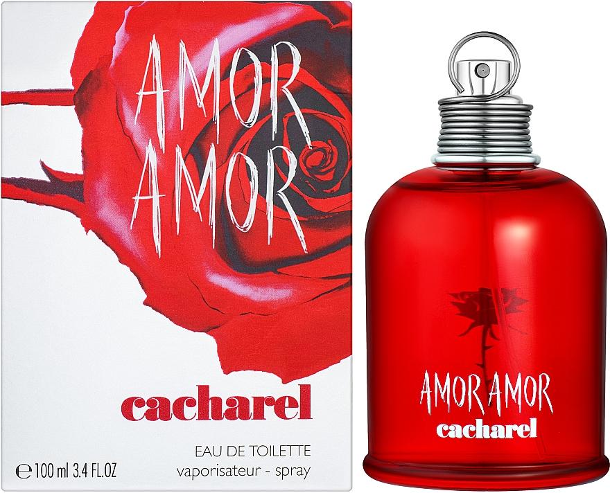 Cacharel Amor Amor - Eau de Toilette  — Bild N2