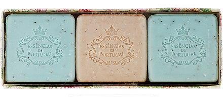 Naturseifen-Geschenkset - Essencias De Portugal Summer Coffret Scent Collection  — Bild N1