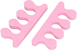 Düfte, Parfümerie und Kosmetik Pediküre Trenner rosa - Tools For Beauty Toe Separator Pink