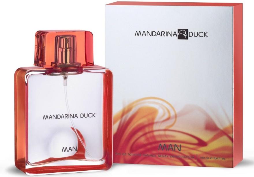 Mandarina Duck Man - Eau de Toilette  — Bild N1