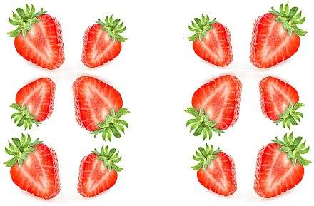 Revitalisierende Tuchmaske mit Erdbeerextrakt - Kocostar Slice Mask Sheet Strawberry — Bild N2