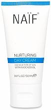 Düfte, Parfümerie und Kosmetik Pflegende Tagescreme für das Gesicht mit Avocadoöl - Naif Natural Skincare Nurturing Day Cream