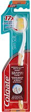 Düfte, Parfümerie und Kosmetik Zahnbürste weich Slim Soft Ultra Compact gelb - Colgate Slim Soft Ultra Compact