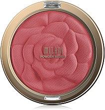 Düfte, Parfümerie und Kosmetik Gesichtsrouge - Milani Rose Powder Blush